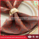 Cheap bulk napkin ring, handmade napkin rings, gold napkin rings                                                                         Quality Choice