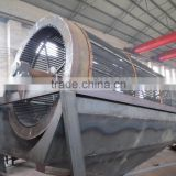 Energy-saving Rotary Iron Ore Pellets Trommel for Sale