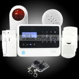China factory wholesale application controlled home automation alarm system,GSM alarm|wireless alarm system for residence safety