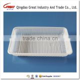 Dispoasble Plastic Barbecue Use Food Meat Tray