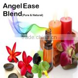 Aromatherapy Essential Oil Blend (Useful for muscles, relaxation, head stress, migraines, and overall wellness.)
