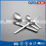 Cuttlery hammered wholesale dinner cutlery set flatware sets                                                                         Quality Choice