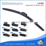Multi-funtion wiper blade in windshield wipers, rubber strip wiper blade S986                                                                                                         Supplier's Choice
