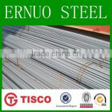 HRB335/ HRB400/ HRB500 Deformed Steel Bar / Iron Rods / Steel Rebars for Building Construction                                                                         Quality Choice