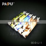 Paypal accept!! Alibaba China supplier Paipu wholesale ego pattern print battery ego p, q electronic cigarette