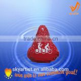 anti-dirt and waterproof pvc bike seat cover for advertising