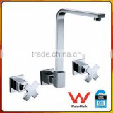 Watermark wall mounted kitchen mixer taps faucet kitchen PT107