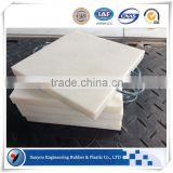 skid proof hdpe crane outrigger pad/crane support mat for crane/crane foot bearing support