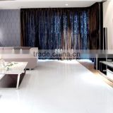 Glazed Porcelain White Shiny Floor Tile Gres Monococcion Tile