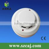 Fire alarm 2/4 wired combined smoke heat detector