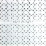 Low price perforated aluminium strip ceiling