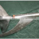 boat Long Shaft propeller /marine long tail kit with propeller and Honda engine for Africa markets