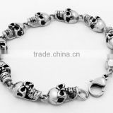 Amazing Products From China North Skull Bracelet Jewelry Wholesale For Men
