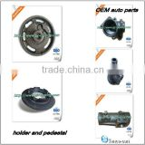 customized tractor parts OEM casting products from alibaba supplier China manufacturer with material steel aluminum iron