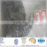 Various size of High quality zinc cut wire shot for shot blasting machine steel shot