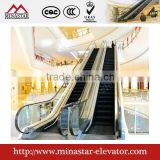 1000mm Step Width Automatic Escalator specification escalator step roller