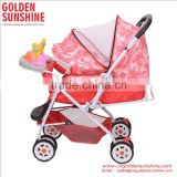 Baby stroller/baby carriage/pram/baby carrier/pushchair/stroller baby/baby trolley/gocart/baby jogger/buggy with combed cotton