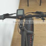 26inch *4.0 fat bike electric with normal fork and shimano hydraulic disc brake 180 ( HJ-M20 )