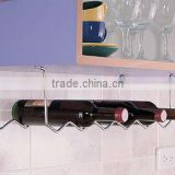 6 bottle hanging wine rack PF-E522