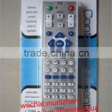 White 41 Keys RM-9516 TV Remote Inteligente with Blister package Various menu and control functions,easy to operate
