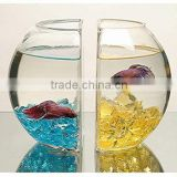 Half Ball Acrylic Fish Aquarium