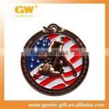 Metal souvenir custom karate medals