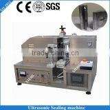 China Top One: Manual Ultrasonic Plastic Tube Sealing Machine High Quality For Cosmetic and Medical