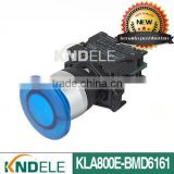 illuminated mushroom cap push button switch ,direct type 6V-240V ,transformation type 380V ,KA800E-BMD