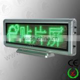2014 New Aliexpress Advertising Mini Message Scrolling led board display