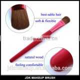Animal sable hair eyeshadow brush, JDK Brand Makeup Eyeshadow Brush