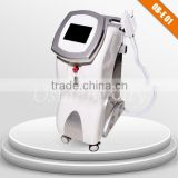 Vertical Elight Therapy Salon Equipment Ipl And Rf Medical Beauty Care Machines With Two Treatment Handles E 01