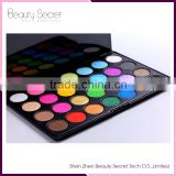 28 colors glitter eyeshadow pan Shimmering 28 Eyeshadow Palette Eyeshadow For Young Ladies