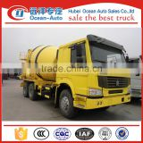 Sinotruk Howo 12CBM Concrete Mixer Truck For Sale