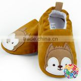 Wholesale Baby Boys Girls First Walkers Animal And Tessal Crib Shoes Leather