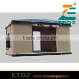 NEW Camping Outdoor Camper Hard Shell Car Roof Top Tent 4wd Rooftop