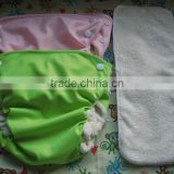bamboo baby washable cloth diaper/cloth nappy