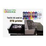 DTG kiosk printer with 8 colors, direct to garment for decorative fabric width32cm length 60cm
