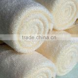 100 bamboo woven terry towels fabric wholesale