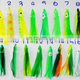 Octopus Squid Rigs Baits