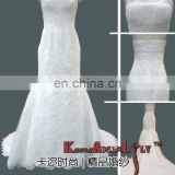 EB974 brand new custom made mermaid strapless elegance 2015 new fashion wedding dress wedding gown