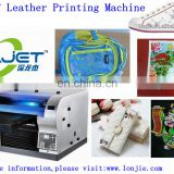 SLJET leather photo album edge UV inkjet painting machine printer for sale