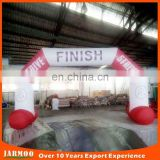 High quanlity racing inflatable arch,balloon archways for advertising