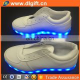 Wholesale PU Upper Light LED Shoes