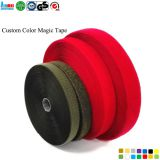 China factory Cost price 100% Nylon red hook and loop