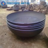 Great Wall Thickness Hemispherical Dish Head For Pressure Vessel