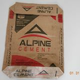 Portland cement 50 kg pp woven ad star bag