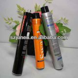 Soft Aluminum Packaging Tube for Hair Dye
