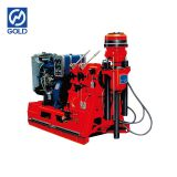 Small Volume Core Drilling Rigs Rotation 90 Degrees Drilling Equipment