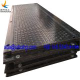 world strongest construction mats form large work areas platform and roadway configuration rugged composite mats