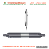 WTFTOOLS manufacturer cemented solid carbide center spot drilling bits for steel and aluminium alloy
